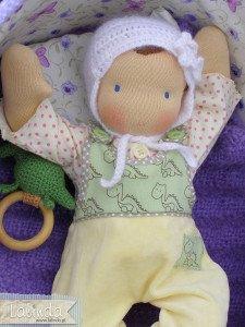 Laurka - lalka szmaciana
