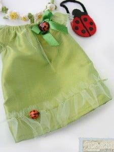 Ubranka dla lalek Lalinda