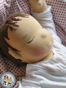 Lalka obciążąna Lalinda