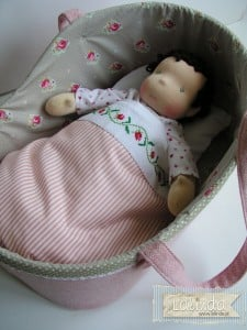 Nosidełko dla lalki Lalinda
