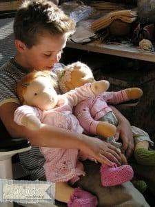 Lalka obciążana Lalinda