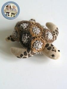 Żółw morski Lalinda
